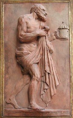 Diogène pas Laërce