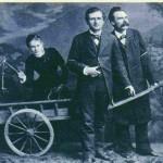 Friedrich Nietzsche, Paul Rée, Lou Andreas-Salomé