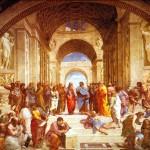 Raphaël, L'école d'Athènes