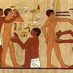 La circoncision du temps des Ramsès