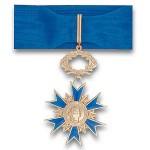 Insigne de l'Ordre National du Mérite
