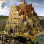 Brueghel, Tout de Babel