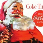 Père Noël Coca & Cola